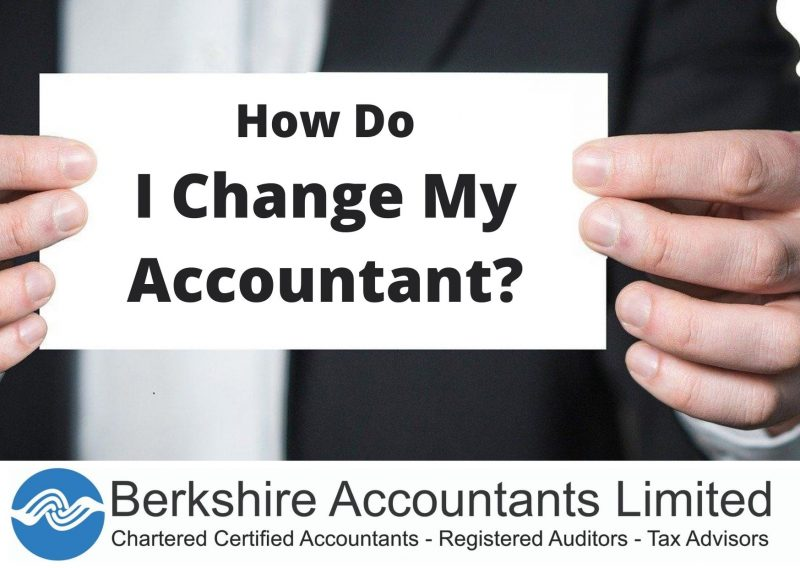 Change accountants: when should you change accountats